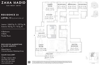 520 West 23rd Street #23 floor plan