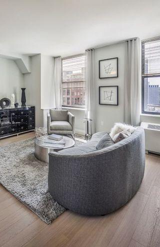 70 Pine Street interiors