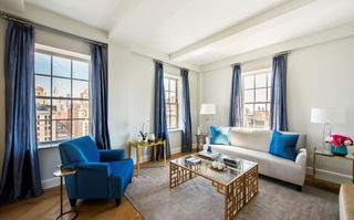 18 Gramercy Park South interiors
