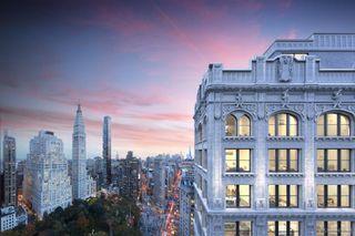 212 Fifth Avenue Triplex
