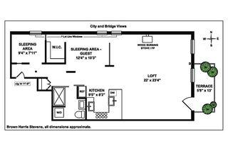330 Pearl Street #5B floor plan