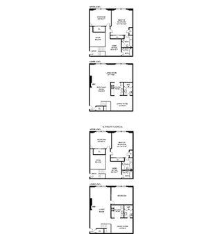 99 Clinton Street #3 floor plan