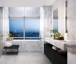15 Hudson Yards interiors