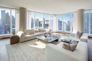 1 West End Avenue interiors
