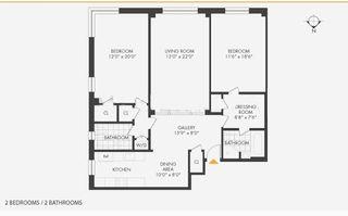 152 East 94th Street #9J floor plan