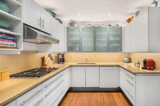 124 Hudson Street interiors