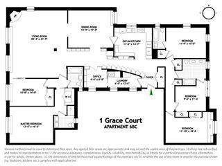 1 Grace Court #6BC floor plan