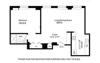 261 Broadway #11A floor plan