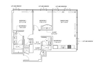 100 Norfolk Street penthouse floor plan