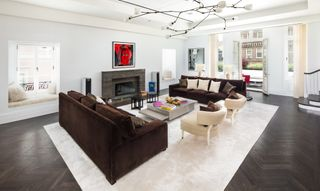 3 East 95th Street interiors