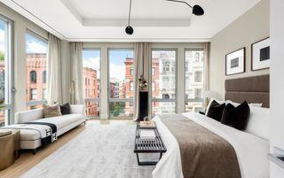 52 Wooster Street interiors
