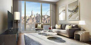 99 Hudson Street interiors