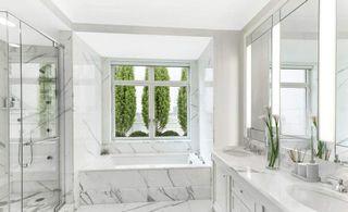 15 Central Park West interiors