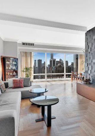 1 Central Park West interiors