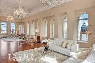 502 Park Avenue interiors