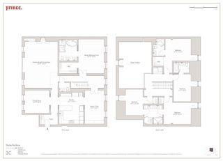 34 Prince Street #3C floor plan