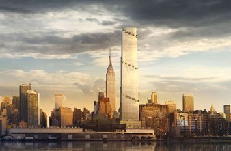 A Shot In The Arm Pfizer Signs Lease For New Headquarters In Bjarke Ingels Hudson Yards Tower Cityrealty