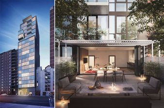 Yorkville S Vitre Condominium Reveals New Renderings And