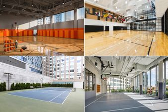 24 Nyc Rental Buildings With Sports Courts For Basketball Volleyball And Tennis Cityrealty