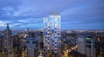 The American Copper Buildings Readies For Leasing With New