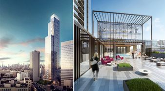 Lincoln Center S 48 Story Rental The Encore Offering Up