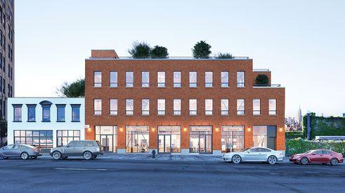 320 Wythe Avenue rendering