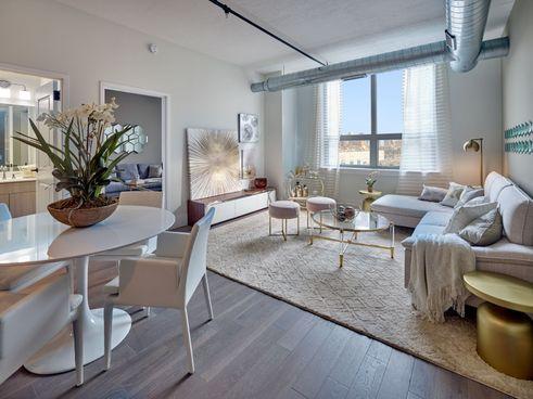 273 16th Street interiors