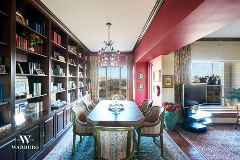 200 Central Park South Dining Room