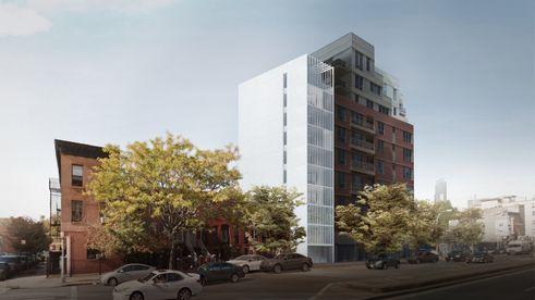 112 Fourth Avenue renderings
