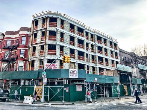 816 washington avenue construction