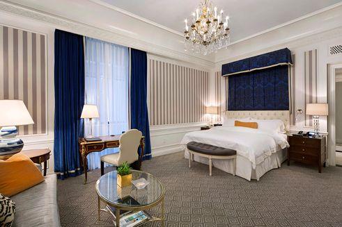 St-Regis-Hotel NYC pied de terres