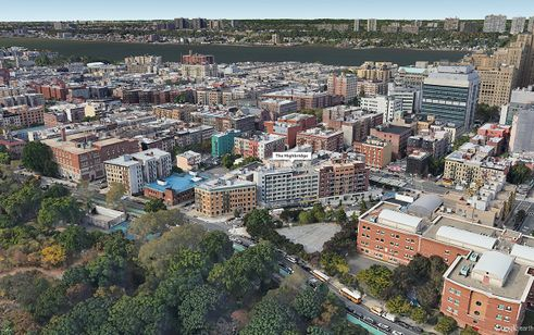 Uptown's Affordably-Priced Condo, The Highbridge, Has One-Beds from $550K + Tax Abatement ...