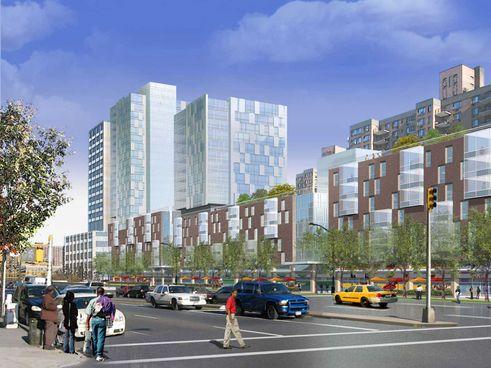 Lenox Terrace proposal