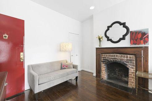 118 Perry Street interiors
