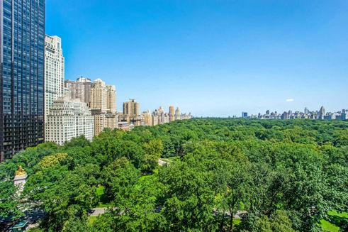 NYC Central Park apartments