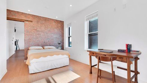 501 West 156th Street Bedroom