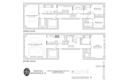 27 E 79 floor plan