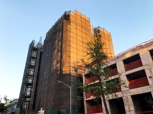 Polhemus Residences Construction