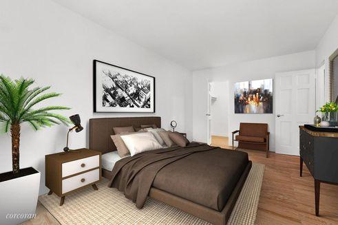 1030 Elton Street interiors
