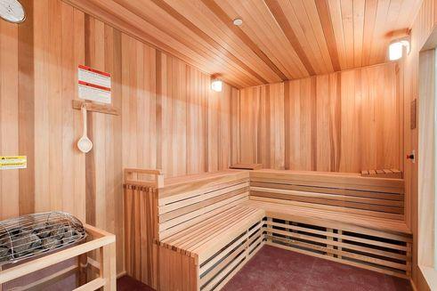 1769 East 13th Street sauna