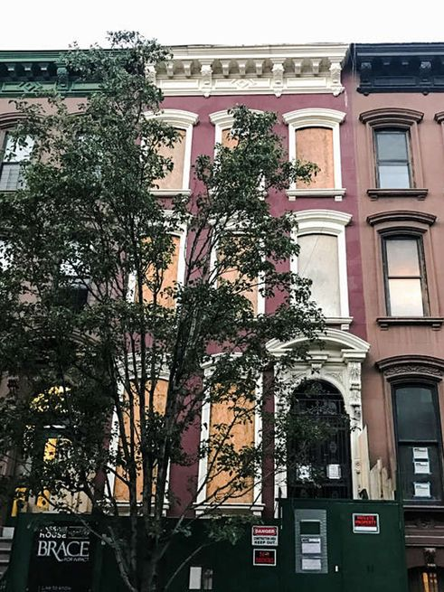 16 East 126th Street