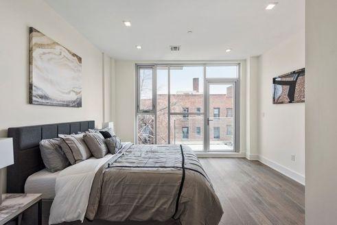 1769 East 13th Street master bedroom