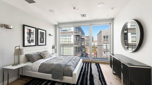 135 Bayard Bedroom