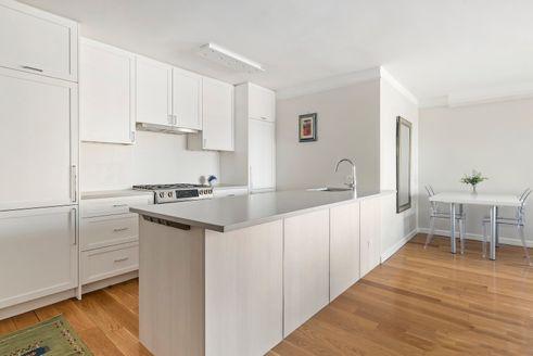 NYC kitchen apartment