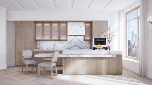 40 Bleecker Street interiors