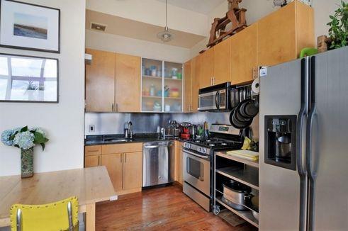176 Johnson Street interiors