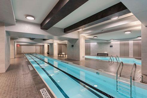 100 barclay pool