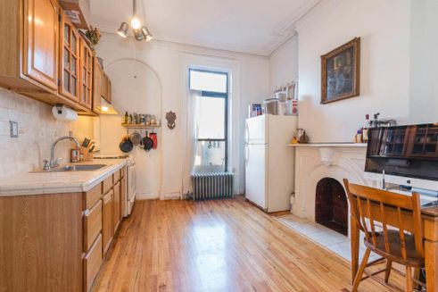 129 St. Marks Avenue interiors