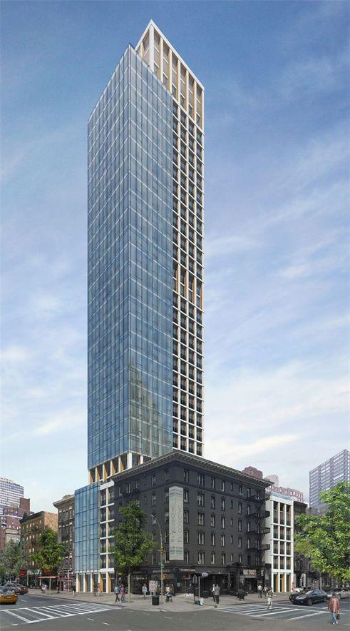 Manhattan skyscraper