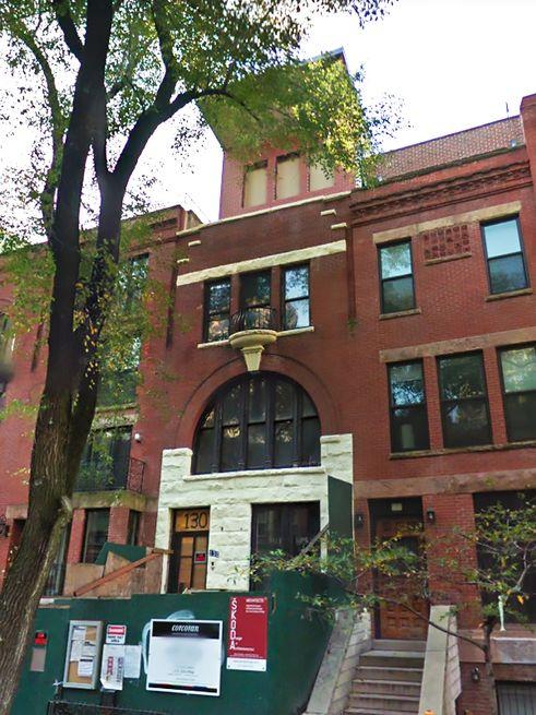 130 West 95th Street Street Exterior